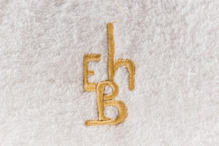 Κέντημα για το Ξενοδοχείο Ehb